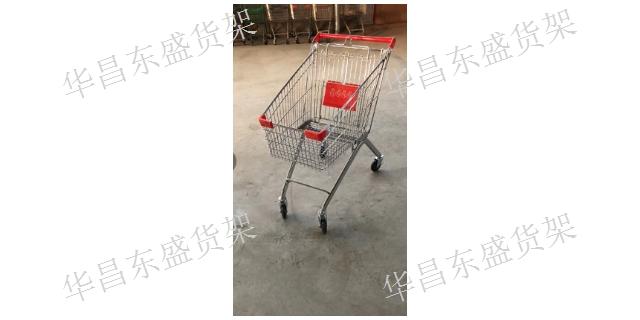 和田液压拉车厂家 华昌东盛货架商用设备供应