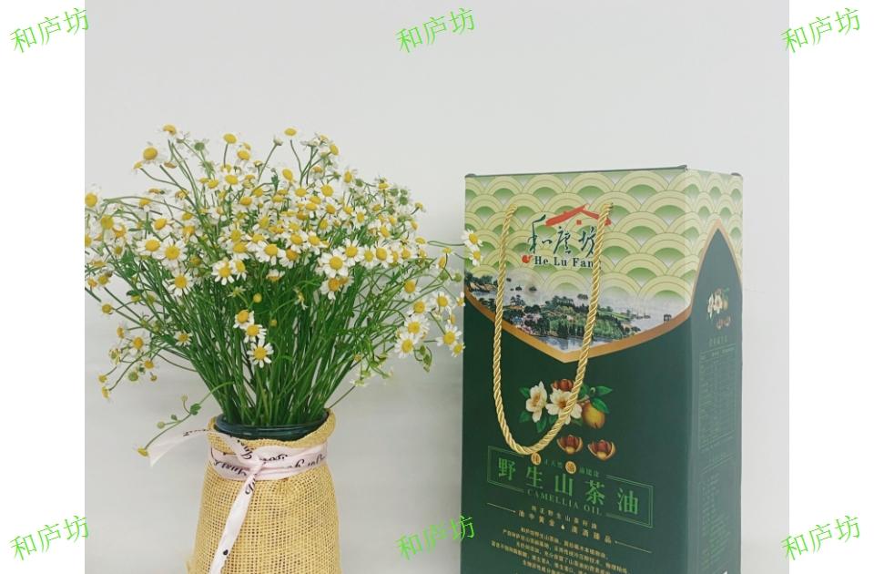 广西山茶油共同合作