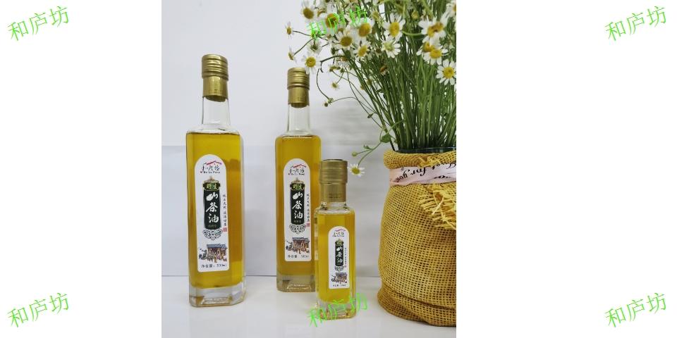 内蒙古农村山茶油