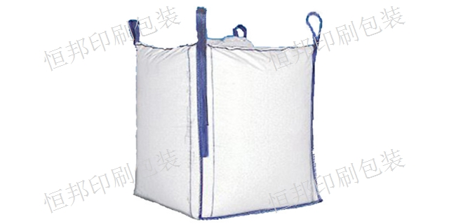 青島批發噸袋廠家直銷 編織袋 煙臺恒邦印刷包裝供應