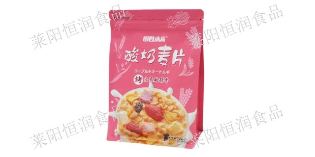 杭州口碑好的烘焙麥片加盟價格 烘焙麥片「萊陽恒潤食品供應」