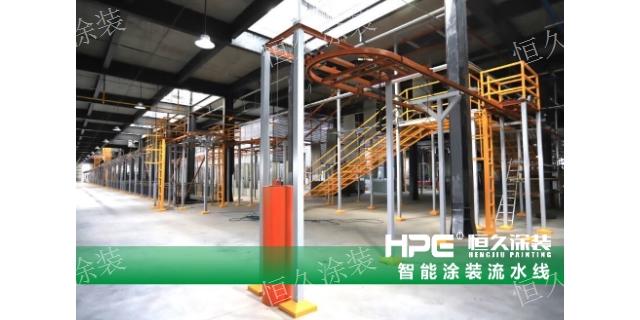 浙江锅业涂装线涂装设备设备 永康市恒久涂装设备供应