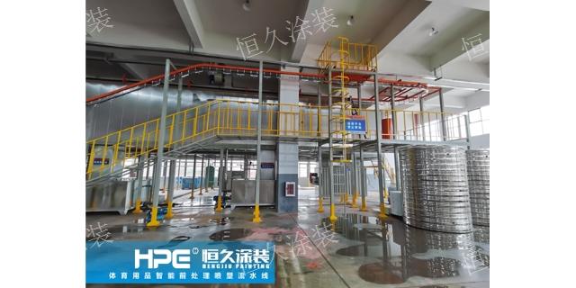 福建平板线涂装设备方法 永康市恒久涂装设备供应