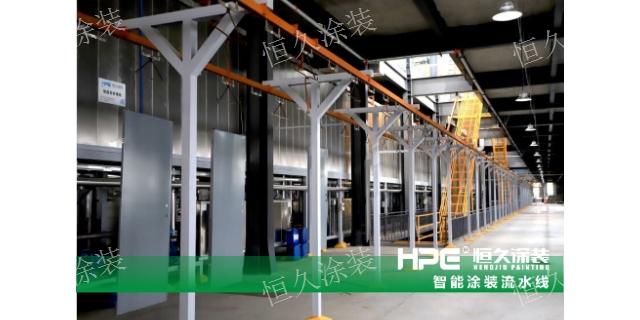 衢州涂装流水线涂装设备方法 永康市恒久涂装设备供应