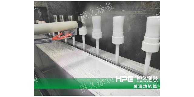 湖北烘烤线涂装设备商家 永康市恒久涂装设备供应