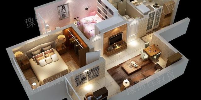郑州3D效果图学费要多少 室内设计 河南豫锦程教育科技供应