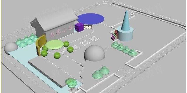 郑州学3D效果图学费要多少 欢迎来电 河南豫锦程教育科技供应