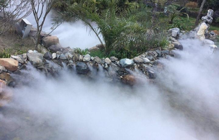 驻马店园林雾森系统厂家 欢迎来电 郑州国润科技供应