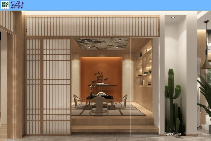 松江装修公司质量放心可靠 创新服务 上海红波建筑装饰供应