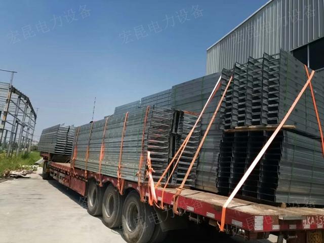 广州镀锌槽式桥架 和谐共赢「金华市宏昆电力设备供应」