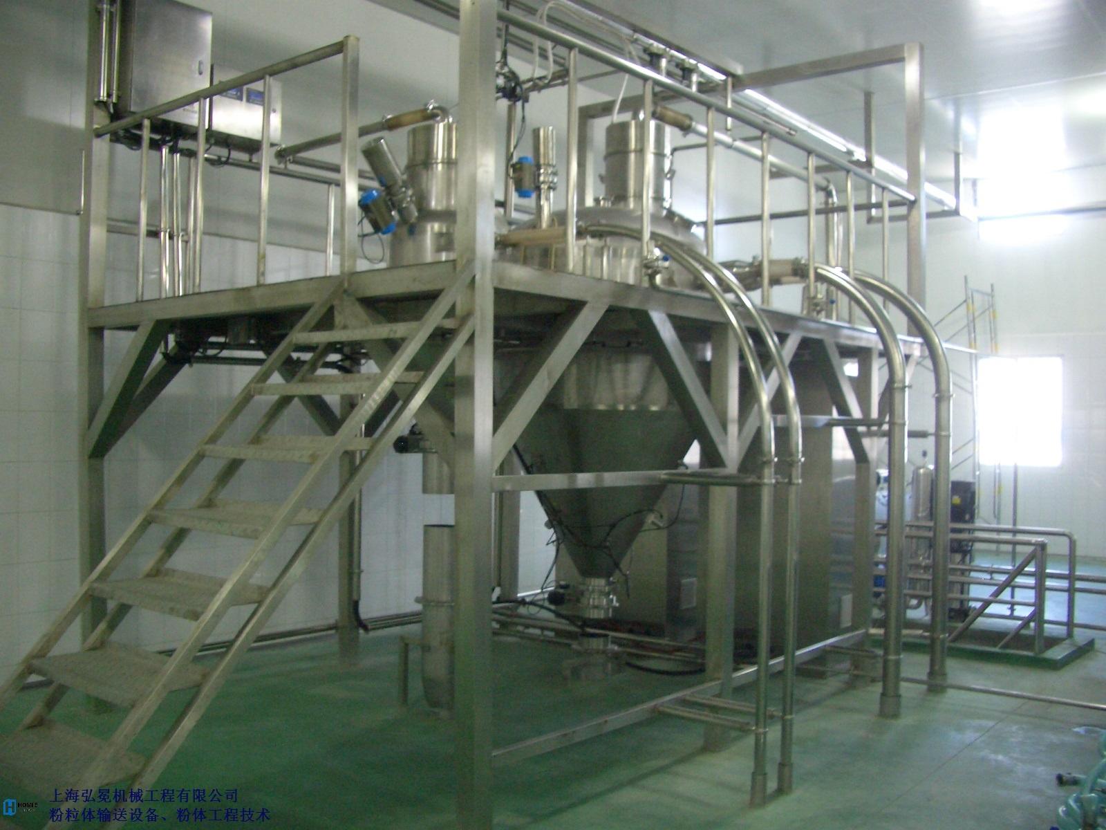 广东卫生级真空输送机规格型号 上海弘冕机械工程供应