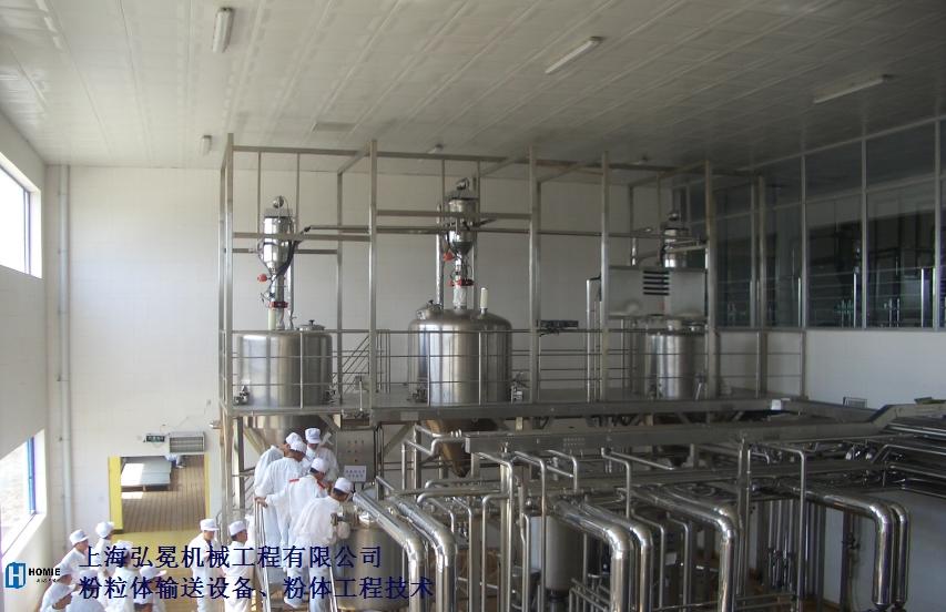 湖南本地真空输送机销售厂家 上海弘冕机械工程供应