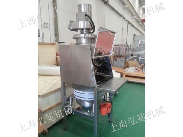 北京口碑好人工投料站技術指導 上海弘冕機械工程供應