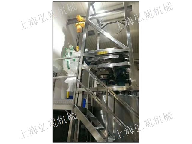 广西安装吨袋拆包站型号 上海弘冕机械工程供应