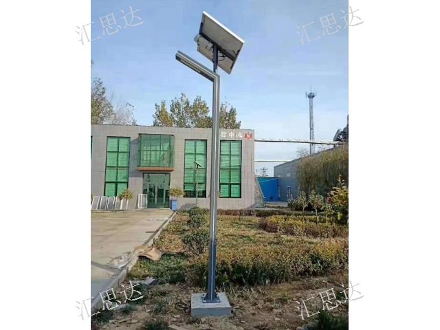 泰安LED路灯灯杆 汇思达照明科技供应