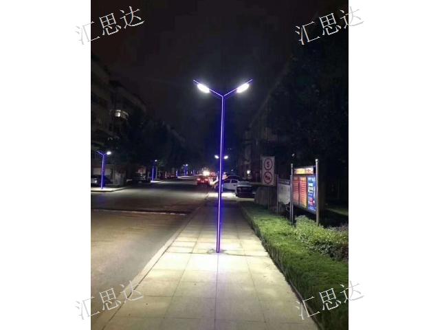 泰安太阳能路灯 汇思达照明科技供应