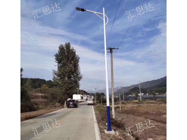 常州智慧路灯价格 值得信赖 汇思达照明科技供应