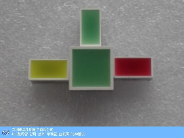 上海led方形平面管 點陣數碼管「昊生明供」