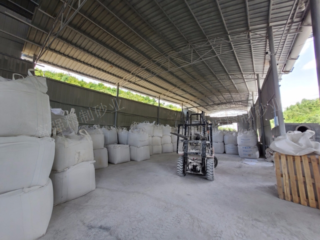 贵阳普通石英砂批发采购 贴心服务 惠水县强富精制砂业供应