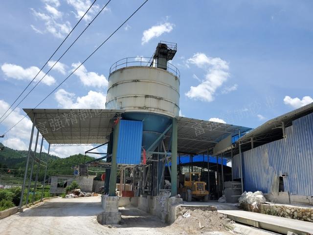 黔東南重鈣粉廠有哪些 值得信賴「惠水縣強富精制砂業供應」