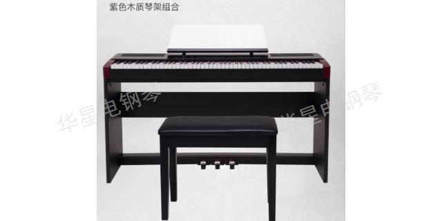 重慶專業級電鋼琴88鍵重錘 貼心服務「上海華新樂器供應」