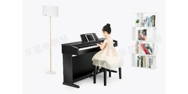 北京88键重锤电钢琴厂家 客户至上「上海华新乐器供应」