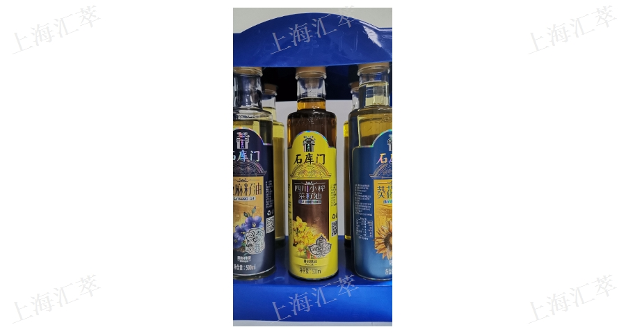 鎮江石庫門食用油有哪些好處 值得信賴「上海匯萃糧油供應」