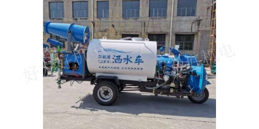 克拉玛依洒水车工作原理 好友好机电设备供应