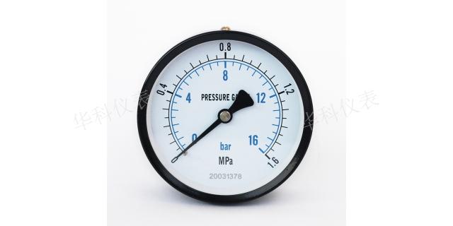 湖北水的压力表「杭州华科仪表供应」