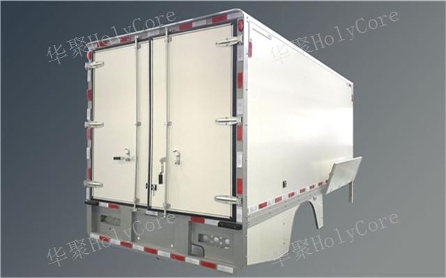 杭州蜂窝车厢板批发 欢迎咨询 杭州华聚复合材料供应