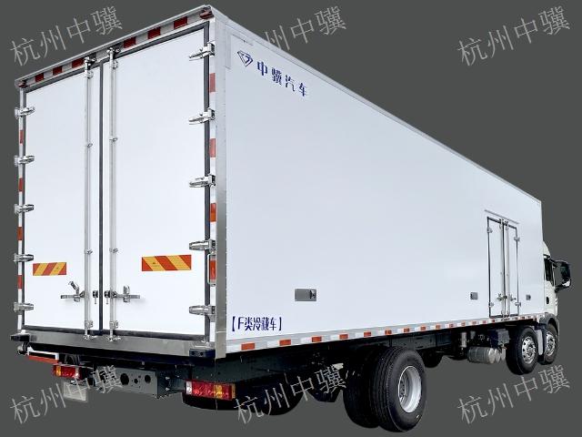 北京规模大的冷藏车 和谐共赢 杭州华聚复合材料供应