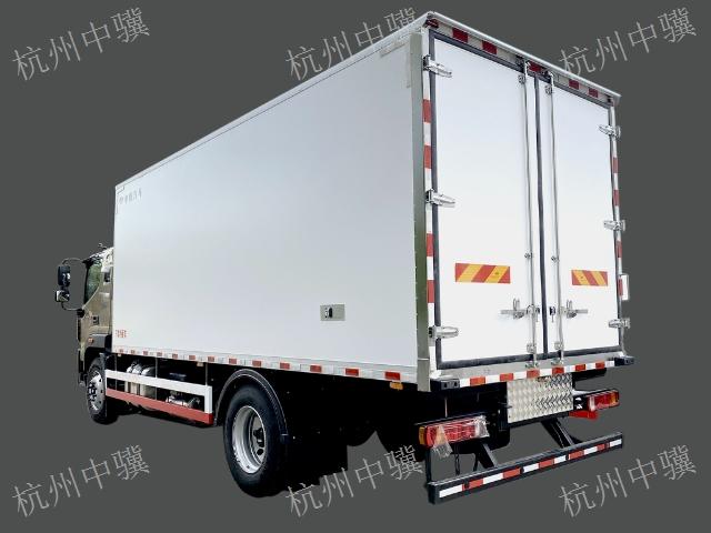 河南规模大的冷藏车 和谐共赢 杭州华聚复合材料供应