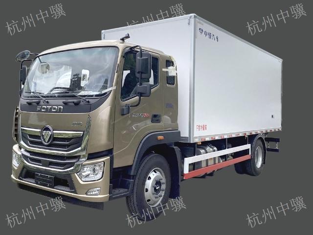保溫效果好的冷藏車 和諧共贏 杭州華聚復合材料供應