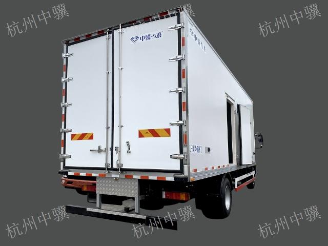 重庆冷藏车生产厂家 诚信经营 杭州华聚复合材料供应