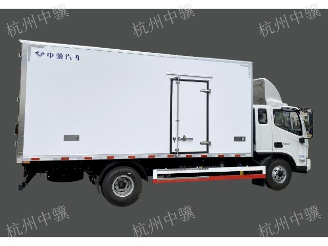 温州质量好的冷藏车公司 和谐共赢 杭州华聚复合材料供应