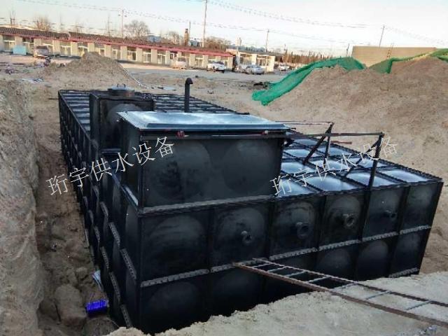 湖州常見抗浮式地埋消防水箱 誠信經營「杭州珩宇供水設備供應」