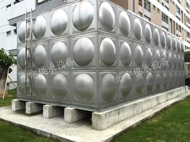 复合式生活水箱价位 和谐共赢 杭州珩宇供水设备供应