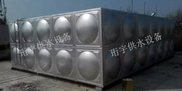 长宁恒温生活水箱报价 诚信服务 杭州珩宇供水设备供应