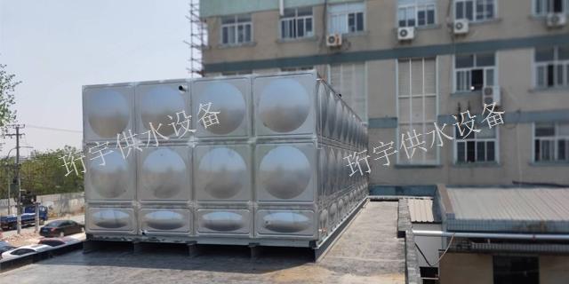 杭州小區方形儲水箱 誠信互利「杭州珩宇供水設備供應」
