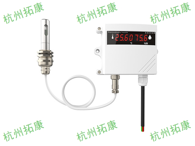 电流输出温湿度变送器自主研发 值得信赖 杭州拓康自动化设备供应