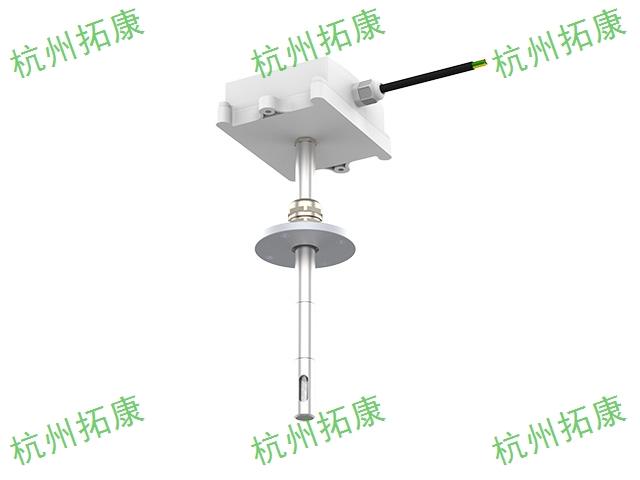 河南数码液晶显示温湿度变送器风管监测,温湿度变送器