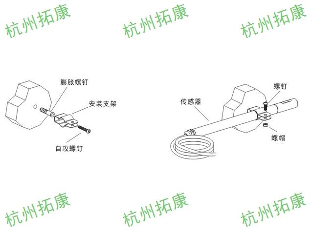 浙江工业级温湿度变送器生产厂家 铸造辉煌 杭州拓康自动化设备供应