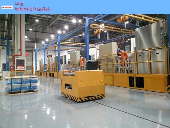 铜陵知名RGV「昆山华恒工程技术中心供应」