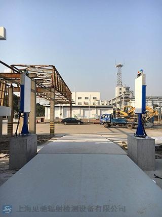 河南再生資源利用通道門式輻射檢測設備