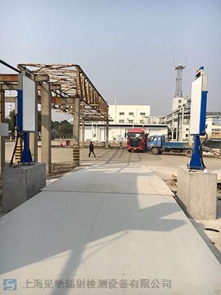 火車通道門式輻射檢測設備生產廠家,通道門式輻射檢測設備