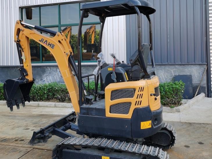 丰台区挖掘机市场 泰安嘉和重工机械供应
