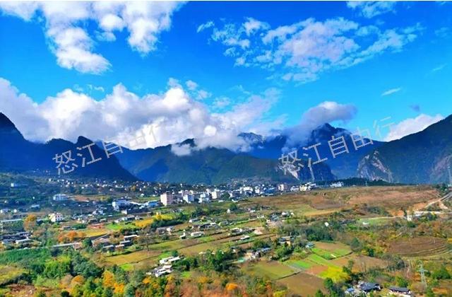 云南怒江大峡谷包车预定 云南腾冲佳旅旅游包车供应