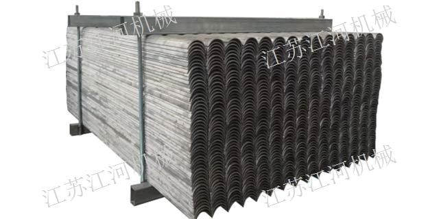 贵州省煤器防磨瓦制作 江苏江河机械供应
