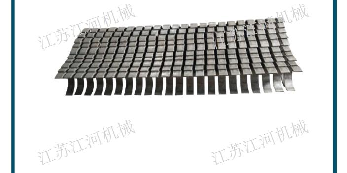 天津锅炉过热器管防磨瓦 江苏江河机械供应