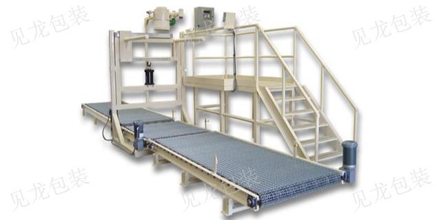 粉末灌装封口吨袋包装机厂家 欢迎来电 无锡见龙包装供应